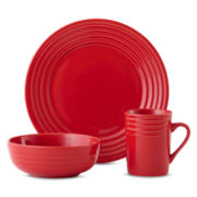JCPenney Home™ 12-pc. Stoneware Dinnerware Set