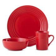 JCPenney Home™ 12-pc. Stoneware Dinnerware Set