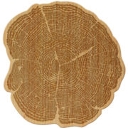 Totally Bamboo® Tree of Life Serving and Cutting Board