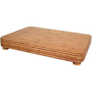 "jcpenney.com | Totally Bamboo® 24"" Big Kahuna Cutting Board"