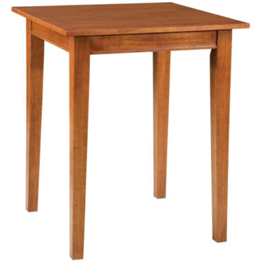 "jcpenney.com | Maxwell 30"" Wood Bistro Table"