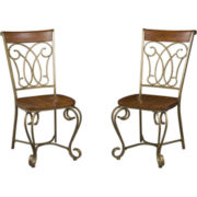 St. Ives Bay Set of 2 Dining Chairs