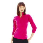 Joe Fresh™ Microfleece Quarter-Zip Pullover