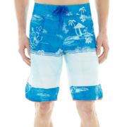 Burnside® Waikiki Board Shorts