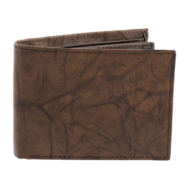jcpenney.com | Stafford® Leather RFID Slim-Fold Wallet