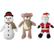Animal Planet™ 3-Pack Holiday Pet Toys