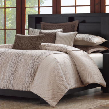 jcpenney.com | Madison Park Metropolitan Home Eclipse 3-pc. Comforter Set