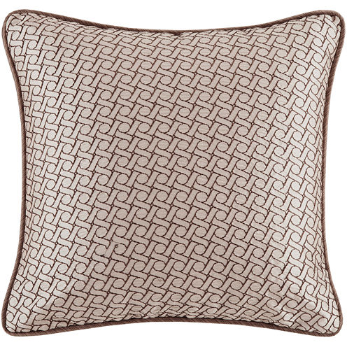 "Metropolitan Home Eclipse 16"" Square Decorative Pillow"