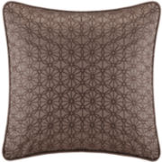 "Madison Park Metropolitan Home Eclipse 18"" Square Jacquard Decorative Pillow"