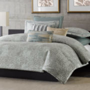 Madison Park Metropolitan Home Elements 3-pc. Jacquard Comforter Set