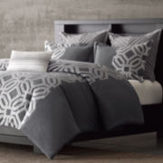 Madison Park Metropolitan Home Sagrada 3-pc. Duvet Cover Set and Accessories