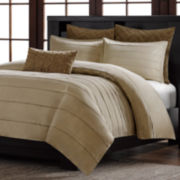 Madison Park Metropolitan Home Wright 3-pc. Comforter Set