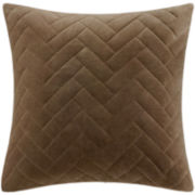 Madison Park Metropolitan Home Wright Euro Sham
