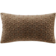 Madison Park Metropolitan Home Wright Oblong Decorative Pillow