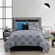 Victoria Classics Arabella 8-pc. Reversible Comforter Set