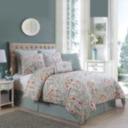 Victoria Classics Evangeline 8-pc. Floral Comforter Set