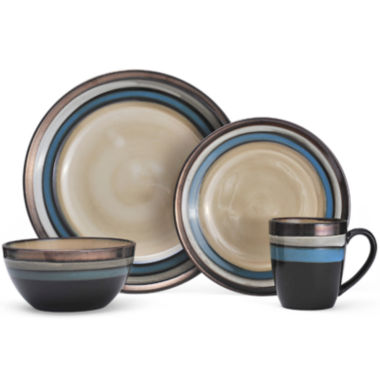 jcpenney.com | Gourmet Basics by Mikasa® Spector 16-pc. Dinnerware Set