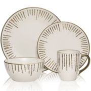 Gourmet Basics by Mikasa® Delancey 16-pc. Dinnerware Set