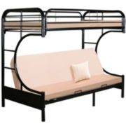 Futon Twin Bunk Bed