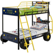 Dune Buggy Twin Bunk Bed