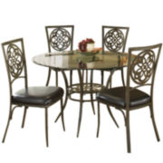 Fairfield 5-pc. Dining Set