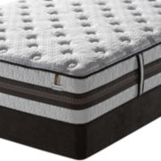 Serta® iSeries® Profiles™ Honoree Cushion Firm - Mattress + Box Spring