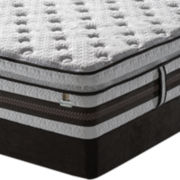 Serta® iSeries® Profiles™ Honoree Super Pillow Top - Mattress + Box Spring