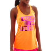 Xersion™ Graphic Racerback Tank Top - Tall