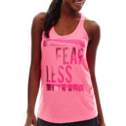 Xersion™ Graphic Print Racerback Tank Top