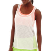 Xersion™ Mesh Mixed Media Tank Top