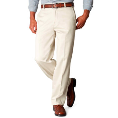 jcpenney.com | Dockers® Signature Relaxed-Fit Flat-Front Khaki Pants