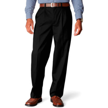 jcpenney.com | Dockers® Signature Relaxed-Fit Pleated Khakis