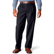 Dockers® Signature Relaxed-Fit Pleated Khakis