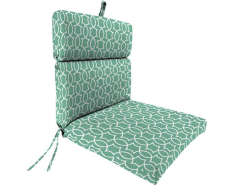 "jcpenney.com | French-Edge 22x44"" Reversible Chair Cushion"