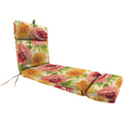 "French-Edge 22x72"" Chaise Chair Cushion"