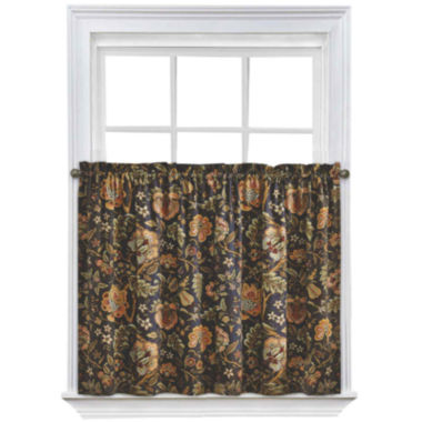 jcpenney.com | Waverly® Imperial Dress Rod-Pocket Window Tiers