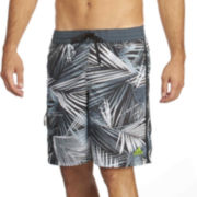 adidas® Tropics Thunder Volley Swim Trunks