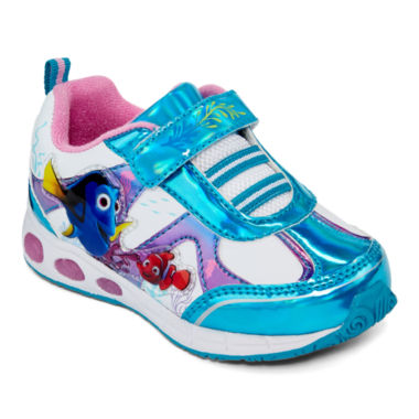 jcpenney.com | Disney® Finding Dory Girls Light-Up Sneakers - Toddler