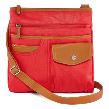 jcpenney.com | Rosetti® Jean Theory Mid-Crossbody Bag