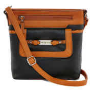 Rosetti® Triple Play Dolores Mini Crossbody Bag