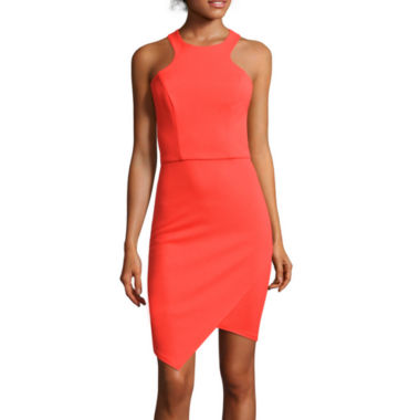 jcpenney.com | Bisou Bisou® Sleeveless Bodycon Dress