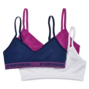 Maidenform 3-pk. Superhero Seamless Bras
