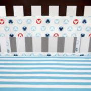 Disney Mickey Crib Bumper