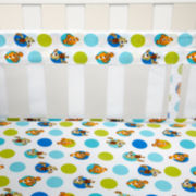 Disney Nemo Crib Bumpers