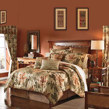 jcpenney com   Croscill Classics  Grand Isle 4 pc  Jacquard Comforter Set. Croscill Classics Grand Isle 4 pc Comforter Set   Accessories