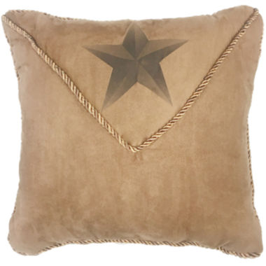 jcpenney.com | HiEnd Accents Luxury Star Square Decorative Pillow