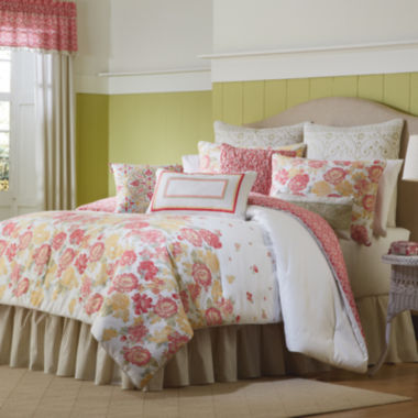 jcpenney.com | MaryJane's Home Garden View Comforter Set & Accessories