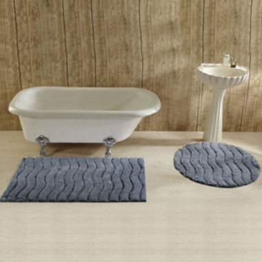 jcpenney.com | Better Trends Indulgence Bath Rug Collection