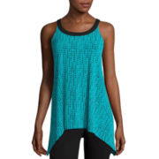 Worthington® Hi-Lo Racerback Tank Top - Tall