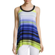 Worthington® High-Low Racerback Top